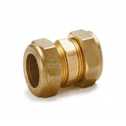 Compression Straight Coupling - 10mm x 10mm