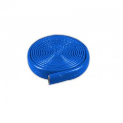28MM/6MM PIPE INSULATION LAGGING BLUE