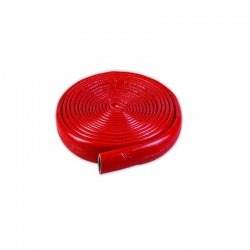 28MM/6MM PIPE INSULATION LAGGING RED
