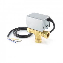 Motorised Zone Valve - 3 Port 22mm