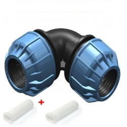 20MM EQUAL ELBOW COMPRESSION