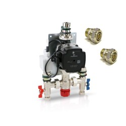 SINGLE ZONE UNDERFLOOR HEATING CONTROL UNIT - GRUNDFOS  SELECTRIC PUMP