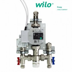 SINGLE ZONE UNDERFLOOR HEATING CONTROL UNIT - WILO PUMP