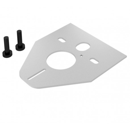 Sound Insulation Mat Gasket for Wall Hung WC Toilet Pans Frames with Plugs and Washers