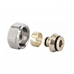 ADAPTER 16MM PIPE X 15MM COMPRESSION FITTINGS
