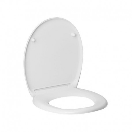 DUROPLAST ONE BUTTON RELEASE SOFT CLOSE TOILET SEAT