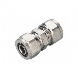 16MM EQUAL STRAIGHT CONNECTOR