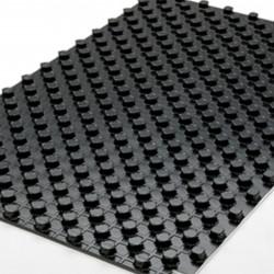 UNDERFLOOR HEATING CASTELLATED FLOOR PANELS BOARDS FOR WATER UNDERFLOOR HEATING SYSTEM